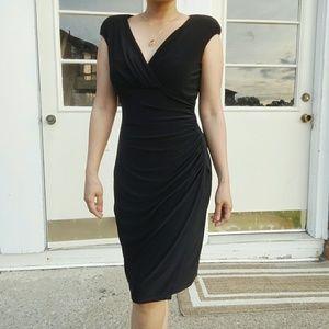 Beautiful Ralph Lauren black dress